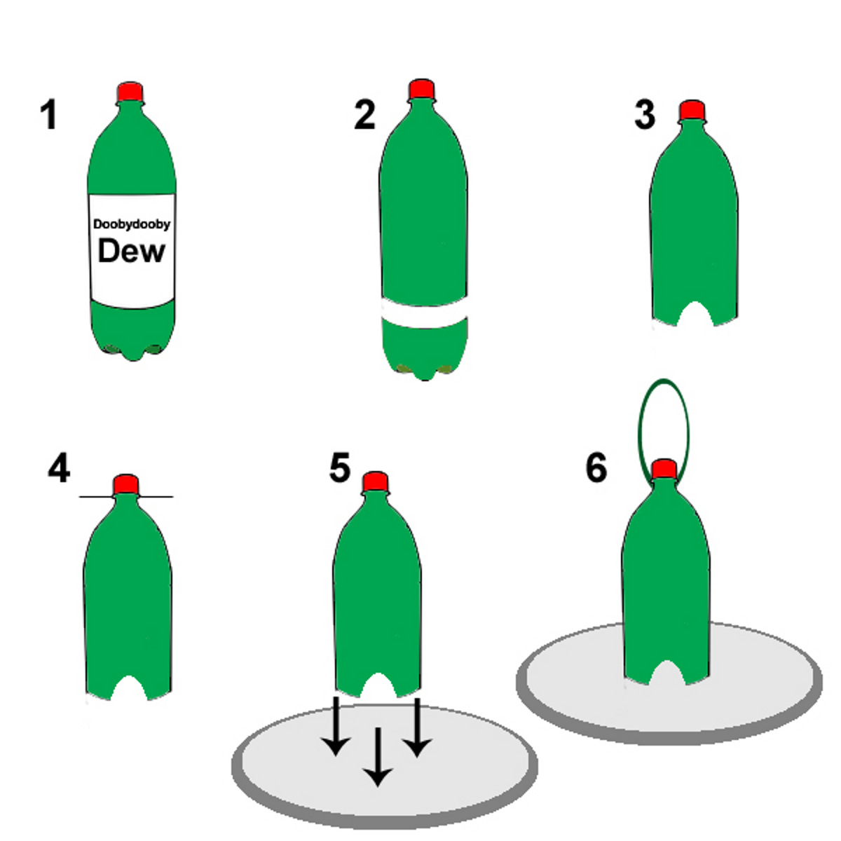 How to make a bird feeder using a plastic bottle bird for How to make a bird feeder using a plastic bottle